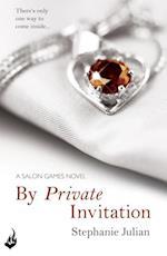 By Private Invitation: Salon Games Book 1 (Salon Games)