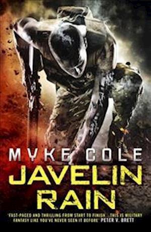 Javelin Rain (Reawakening Trilogy 2)