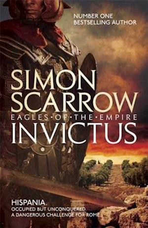 Bog, hardback Invictus af Simon Scarrow