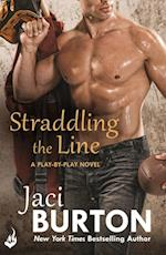 Straddling The Line: Play-By-Play Book 8