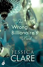 Wrong Billionaire's Bed: Billionaire Boys Club 3 (Billionaire Boys Club)