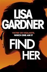 Find Her af Lisa Gardner