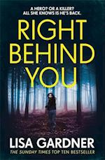 Right Behind You (FBI Profiler, nr. 7)