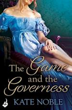 Game and the Governess: Winner Takes All 1 af Kate Noble