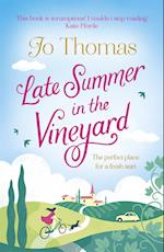Late Summer in the Vineyard af Jo Thomas