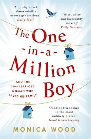 Bog, paperback The One-in-a-Million Boy af Monica Wood