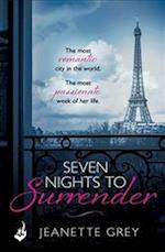 Seven Nights to Surrender af Jeanette Grey