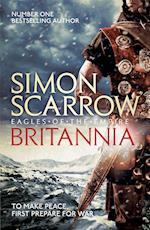 Britannia af Simon Scarrow