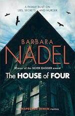The House of Four (Inspector Ikmen Mystery 19) af Barbara Nadel