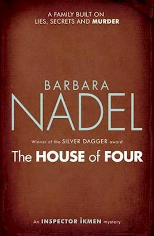 Bog, hardback The House of Four (Inspector Ikmen Mystery 19) af Barbara Nadel