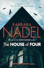 House of Four (Inspector Ikmen Mystery 19) af Barbara Nadel