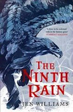Bog, paperback The Ninth Rain af Jen Williams