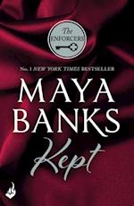 Kept: The Enforcers 3 (The Enforcers Series)