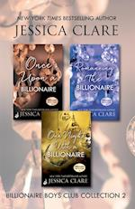 Billionaire Boys Club Collection 2: Once Upon A Billionaire, Romancing The Billionaire, One Night With A Billionaire (Billionaire Boys Club)