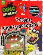 Dino Supersaurios Colorear (Dino Supersaurus)