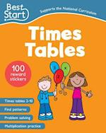 Best Start - Times Tables