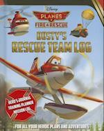 Disney Planes Fire & Rescue Dusty's Resc (Disney Book of Secrets)