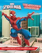 Marvel Spider-Man Web-Head Activity Book af Parragon Books