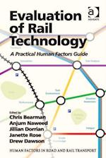 Evaluation of Rail Technology (Human Factors in Road And Rail Transport)