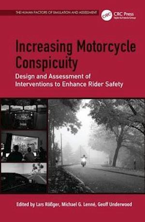 Increasing Motorcycle Conspicuity