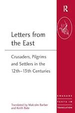 Letters from the East (Crusade Texts in Translation, nr. 18)