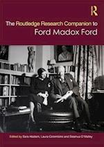 The Ashgate Research Companion to Ford Madox Ford