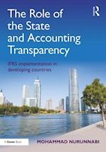 The Role of the State and Accounting Transparency