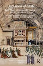 Early Modern European Festivals and the Negotiation of Power (European Festival Studies 1450 1700)