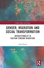 The Making of a Transnational Community (Gender,Space and Society)