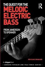 The Quest for the Melodic Electric Bass (Ashgate Popular and Folk Music Series)
