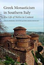 Greek Monasticism in Southern Italy