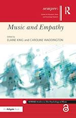 Music and Empathy (Sempre Studies in the Psychology of Music)