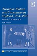 Furniture-Makers and Consumers in England, 1754-1851 (The History of Retailing and Consumption)