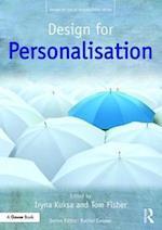 Design for Personalisation (Design for Social Responsibility)