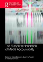 The European Handbook of Media Accountability af Susanne Fengler