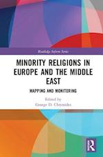 Minority Religions in Europe and the Middle East (Routledge Inform Series on Minority Religions and Spiritual Movements)