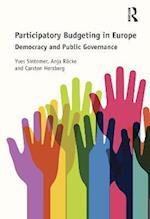 Participatory Budgeting in Europe af Anja Rocke