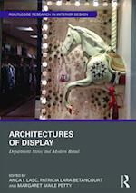 Architectures of Display (Routledge Research in Interior Design)