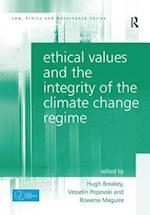 Ethical Values and the Integrity of the Climate Change Regime