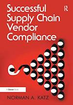 Successful Supply Chain Vendor Compliance