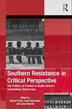 Southern Resistance in Critical Perspective (Mobilization Series on Social Movements, Protest, and Culture)