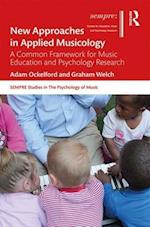 New Approaches to Analysis in Music Psychology and Education Research Using Zygonic Theory (Sempre Studies in the Psychology of Music)