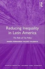 Reducing Inequality in Latin America af Maria Fernanda Valdes Valencia