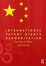 International Patent Rights Harmonisation