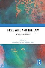Free Will and the Law (Applied Legal Philosophy)