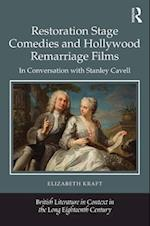 Restoration Stage Comedies and Hollywood Remarriage Films af Elizabeth Kraft