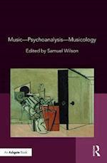 Music-Psychoanalysis-Musicology