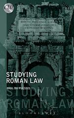 Studying Roman Law (Classical World)