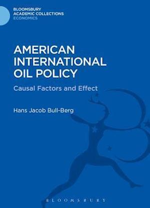 American International Oil Policy
