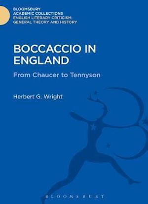 Boccaccio in England